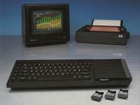 The Sinclair QL, world first 32-bit multitasking/multiwindowing personal computer